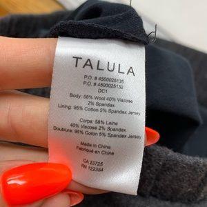 Aritzia Skirts - Aritzia Talula Wool Circle Skirt Size 4 C2